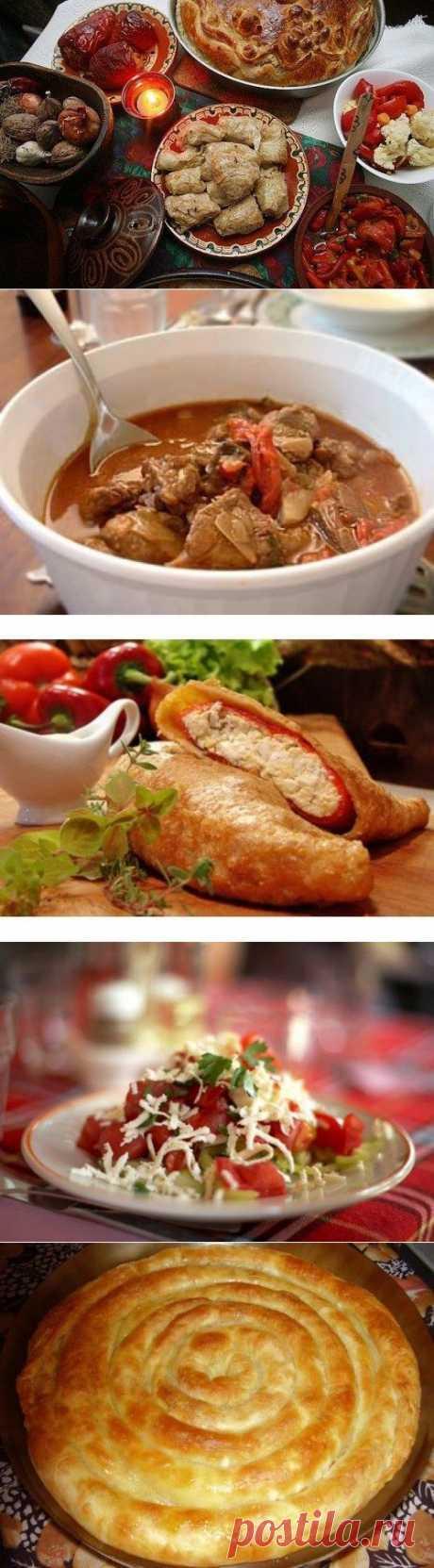5 самых известных блюд болгарской кухни