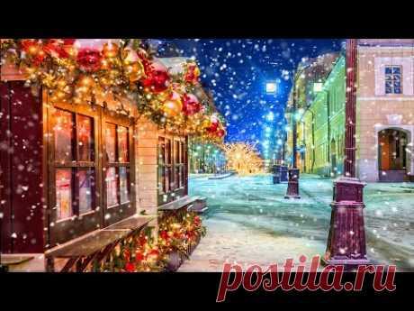Красивая рождественская Кэрол Медли, Рождественские гимны, Тихая ночь, Hark The Herald и др.
