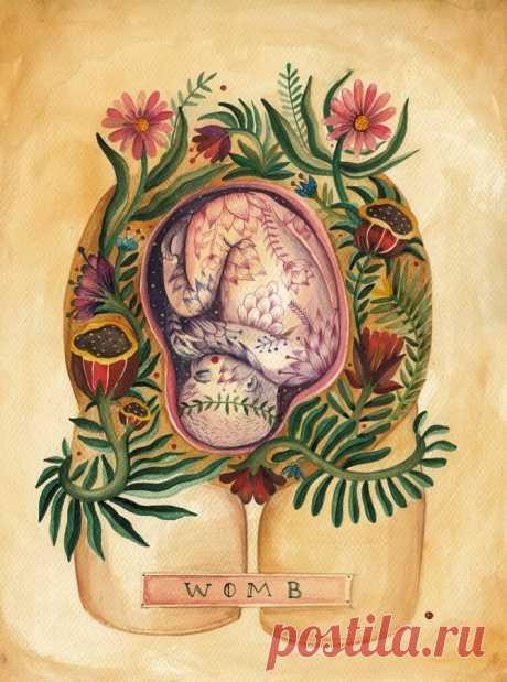 Психосоматика женских заболеваний...