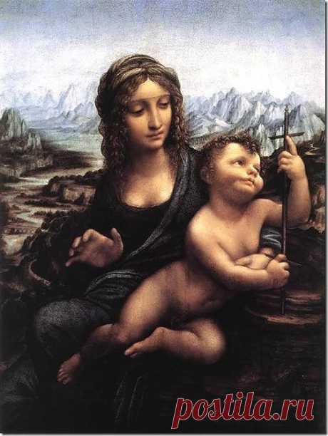 Картина Мадонна. 1510
