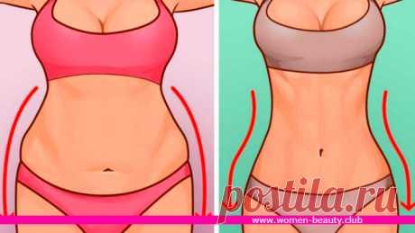 Простые хитрости для тех, кто хочет похудеть - Образованная Сова