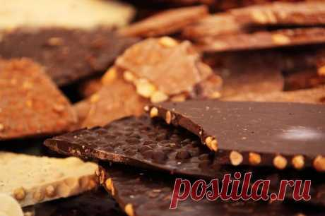 Шоколад, который полезно есть даже на диете