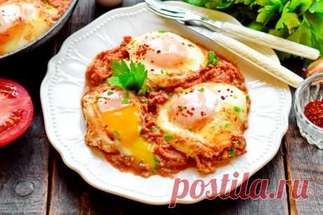 Грузинская яичница чирбули - рецепт с фото