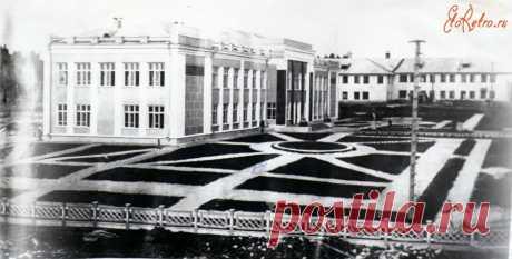 Болоховская средняя школа  до  войны