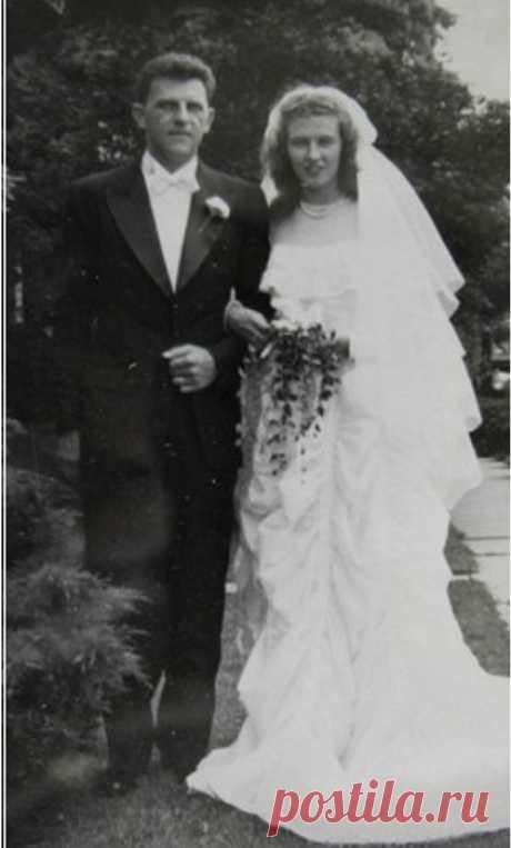 Трогательная история свадебного платья, которое стало чем-то большим, чем просто наряд ..