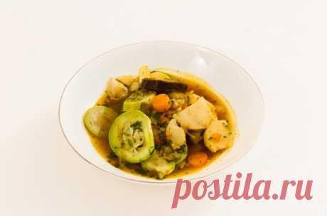Овощное рагу по рецепту Татьяны Толстой рецепт – основные блюда