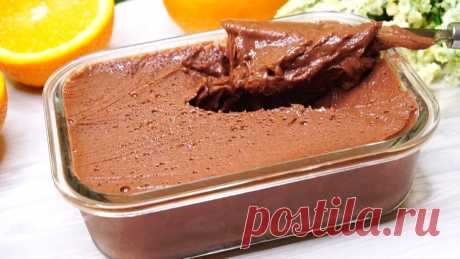 Шоколадный плавленый сыр из творога   Готовим с Калниной Натальей   Яндекс Дзен