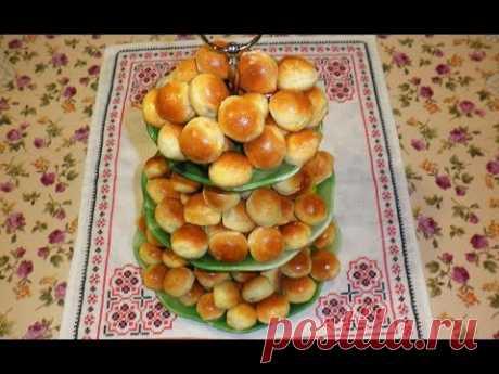 Мини пирожки без лепки /Закусочные пирожки–малышки с мясом /Пиріжки з м'ясом /Пирожки на пельменнице