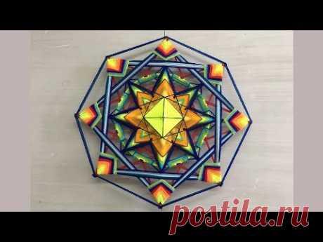 Mandala   Estrella de las Cosechas - Ixchel -  Spica - YouTube