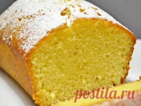 Лимонный пирог-кекс — палочка-выручалочка для любой хозяйки! Предлагаю Вашему вниманию бесподобно вкусный, ароматный, рассыпчатый, лимонный пирог-кекс. Рецепт легкий и мега вкусный, обязательно приготовьте! Ингредиенты Яйца – 4 шт. Сливочное масло – 200 гр. или Растительное и сливочное …