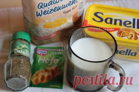 Сербский хлеб, рецепт с фото.