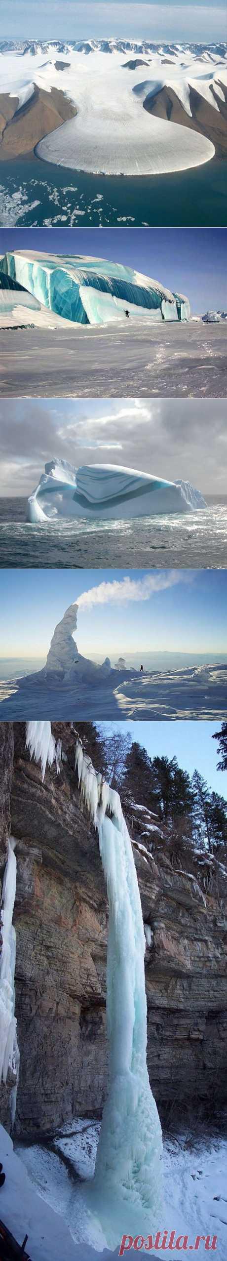 12 удивительных ледяных чудес природы | ЛЮБИТЕЛИ ПУТЕШЕСТВОВАТЬ