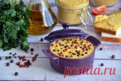 Домашний паштет из курицы рецепт с фото пошагово и видео - 1000.menu