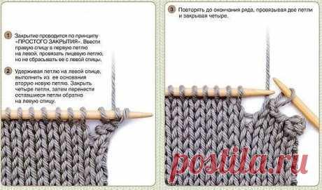 Разные способы закрытия петель — DIYIdeas