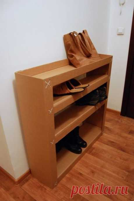 Here what it is possible to make of cardboard boxes from household appliances! \/ Homebodies