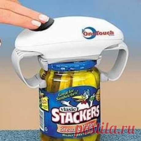 Уникальная автоматическая Jar открывалка One Touch…