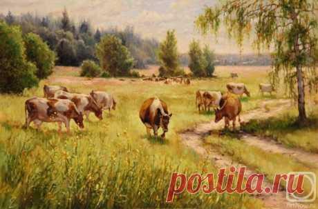 Творчество современной художницы Наталии Головиной