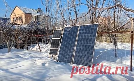 Солнечные батареи для дома - уникальная и бесплатная энергия   О гаджетах новых и давно забытых   Яндекс Дзен