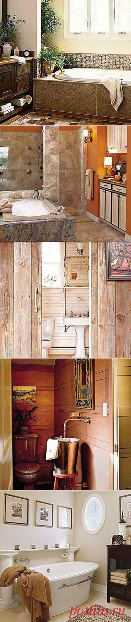 7 золотых правил ремонта ванной комнаты