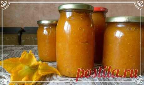 Тыквенная икра на зиму   Ингредиенты:  1 кг мякоти тыквы.  500 г помидоров.  Показать полностью…