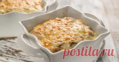 Запеканка с курицей - вкусные рецепты простого и сытного блюда