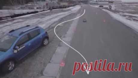 Что делать, если на вас летит встречный автомобиль?   https://www.youtube.com/watch?v=vMcmQ1az0Jk&t=19s