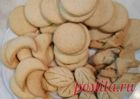 Песочное печенье Автор рецепта Катюша и Максим Мишины - Cookpad