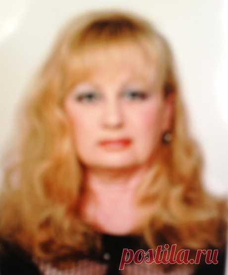 Антонина Белугина