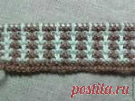 Lazy patterns - we knit spokes