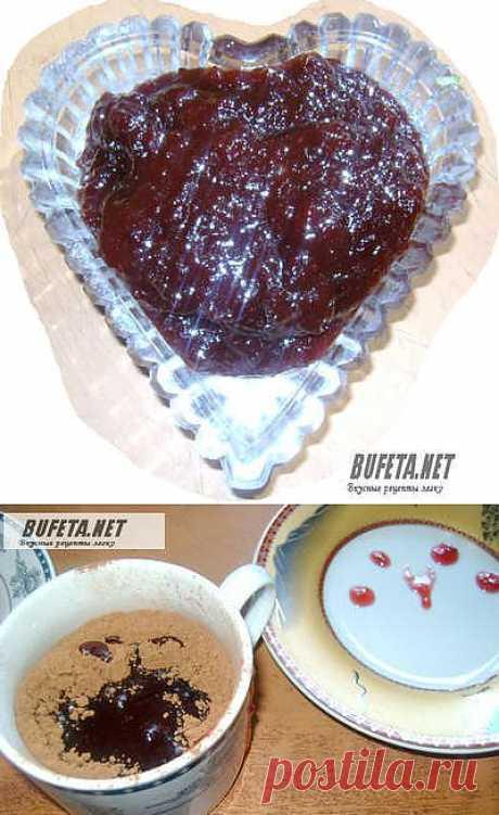 Рецепты сливового джема