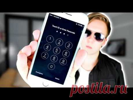 HOW TO UNBLOCK ANY IPHONE WITHOUT PASSWORD OR TOUCH ID