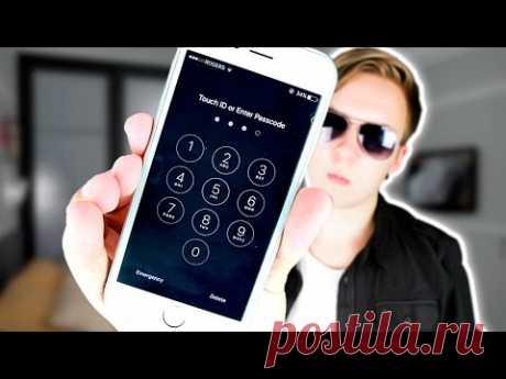 КАК РАЗБЛОКИРОВАТЬ ЛЮБОЙ IPHONE БЕЗ ПАРОЛЯ ИЛИ TOUCH ID