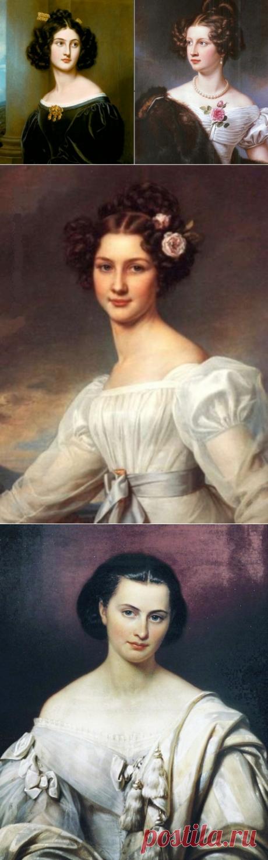 Галерея красавиц Людвига I Баварского: каждую из моделей король выбирал лично