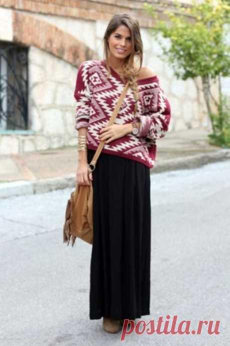 Если вы так носите юбку и свитер, значит вы знаете толк в трендах (15 фото) | Мода & Стиль | Яндекс Дзен