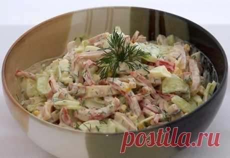 Как приготовить салат с яйцом и ветчиной. - рецепт, ингридиенты и фотографии