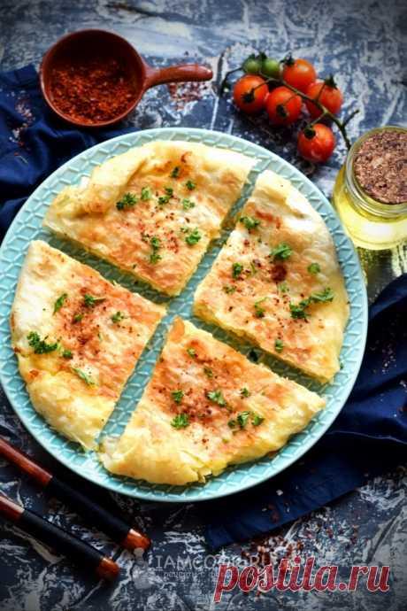 Ленивые хачапури из лаваша на сковороде — рецепт с фото на Русском языке, шаг за шагом. Жареные ленивые хачапури из лаваша станут сытным завтраком быстрого приготовления для всей семьи.