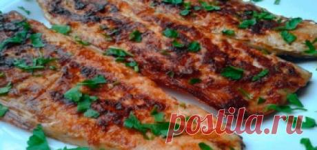 Вкуснейшая скумбрия по рецепту Гордона Рамзи! Очень люблю скумбрию, эту недорогую и полезную рыбу.