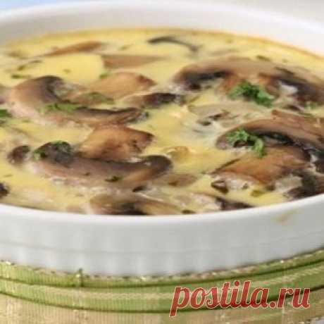 Самый вкусный жюльен из грибов готовится несложно давайте попробуем приготовить побалуем себя любимых