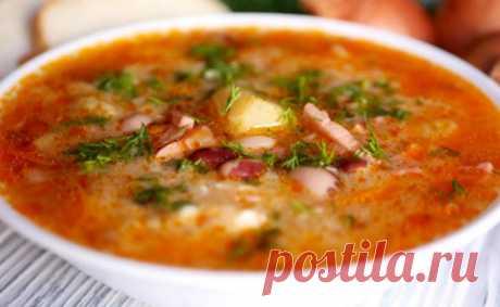 Суп посольский: сытный обед на каждый день – БУДЬ В ТЕМЕ