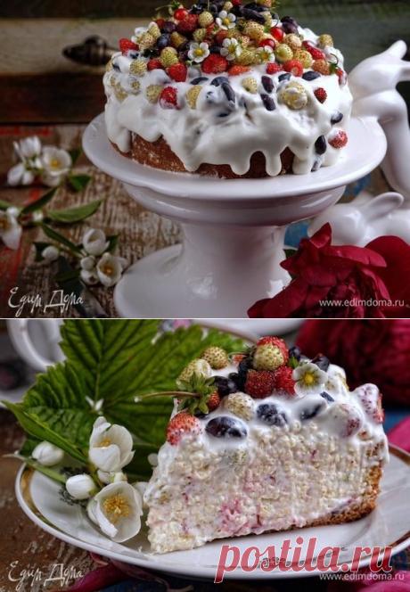 Торт «Летний» — Вкусно!