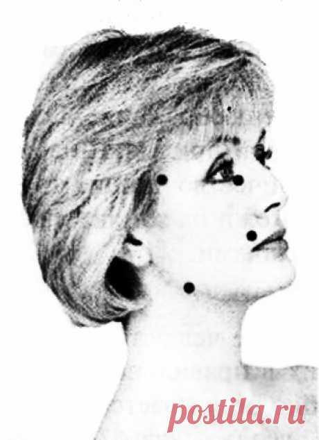 Джульетт Кандо. Как избавиться от морщин. Уникальная методика омоложения кожи лица и шеи. ГЛАВА ВОСЬМАЯ. Щеки | Ваше Очаровательное Лицо