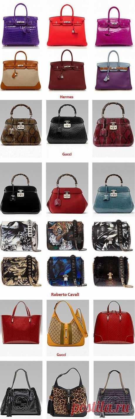 (+1) - Самые модные сумки 2014 | КРАСОТА