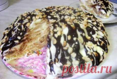 Торт «Дамские пальчики» | ГОТОВИМ ВКУСНО И ПО-ДОМАШНЕМУ