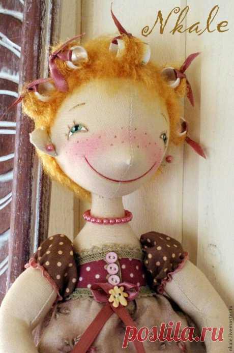 Создаем кукольную прическу. Бигудюшки – Ярмарка Мастеров
