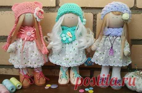 Текстильные куклы: из глубины веков до наших дней | Текстильные Новости | Яндекс Дзен