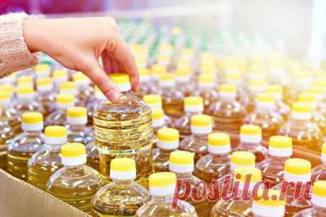 Рейтинг подсолнечного рафинированного масла. Какое советуем покупать, а какое - оставить в магазине! | Росконтроль | Яндекс Дзен