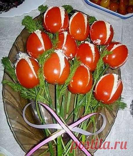 Необычное оформление блюд 53♥♥♥ - Простые рецепты Овкусе.ру