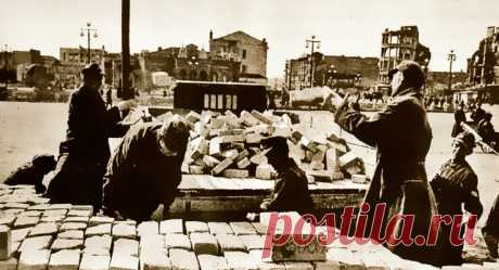 Так ли хорошо немцы строили в СССР? | История: факты и мифы | Яндекс Дзен