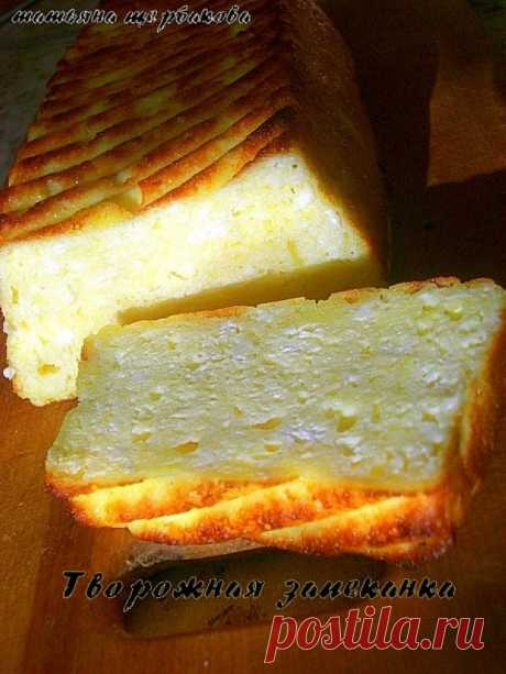 Cottage cheese casserole | Russian cuisine