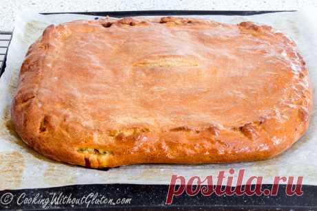 Пирог с Мясом и Капустой без Глютена — Готовим Без Глютена